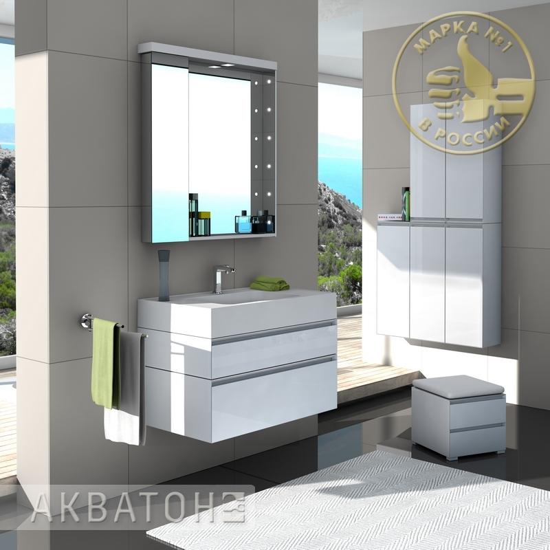 Мебель для ванной 80
